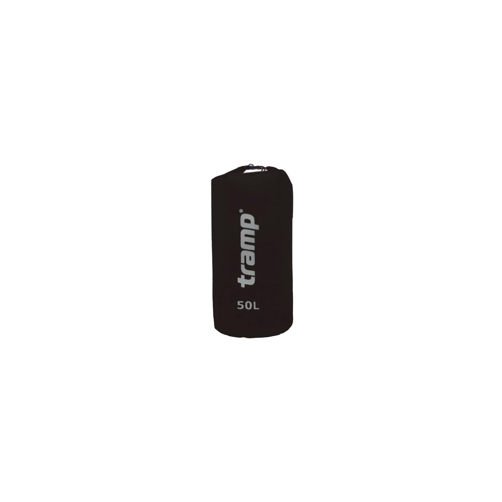 Гермомешок Tramp Nylon PVC 50 черный (TRA-103 black)