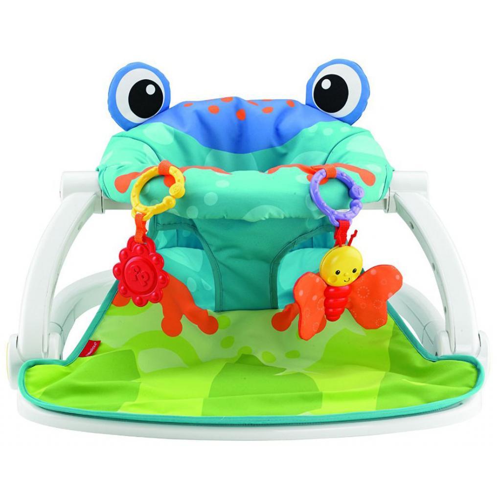 Кресло-качалка Fisher-Price Лягушонок (BFB12) изображение 2