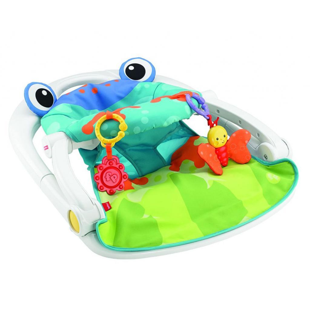 Кресло-качалка Fisher-Price Лягушонок (BFB12) изображение 4