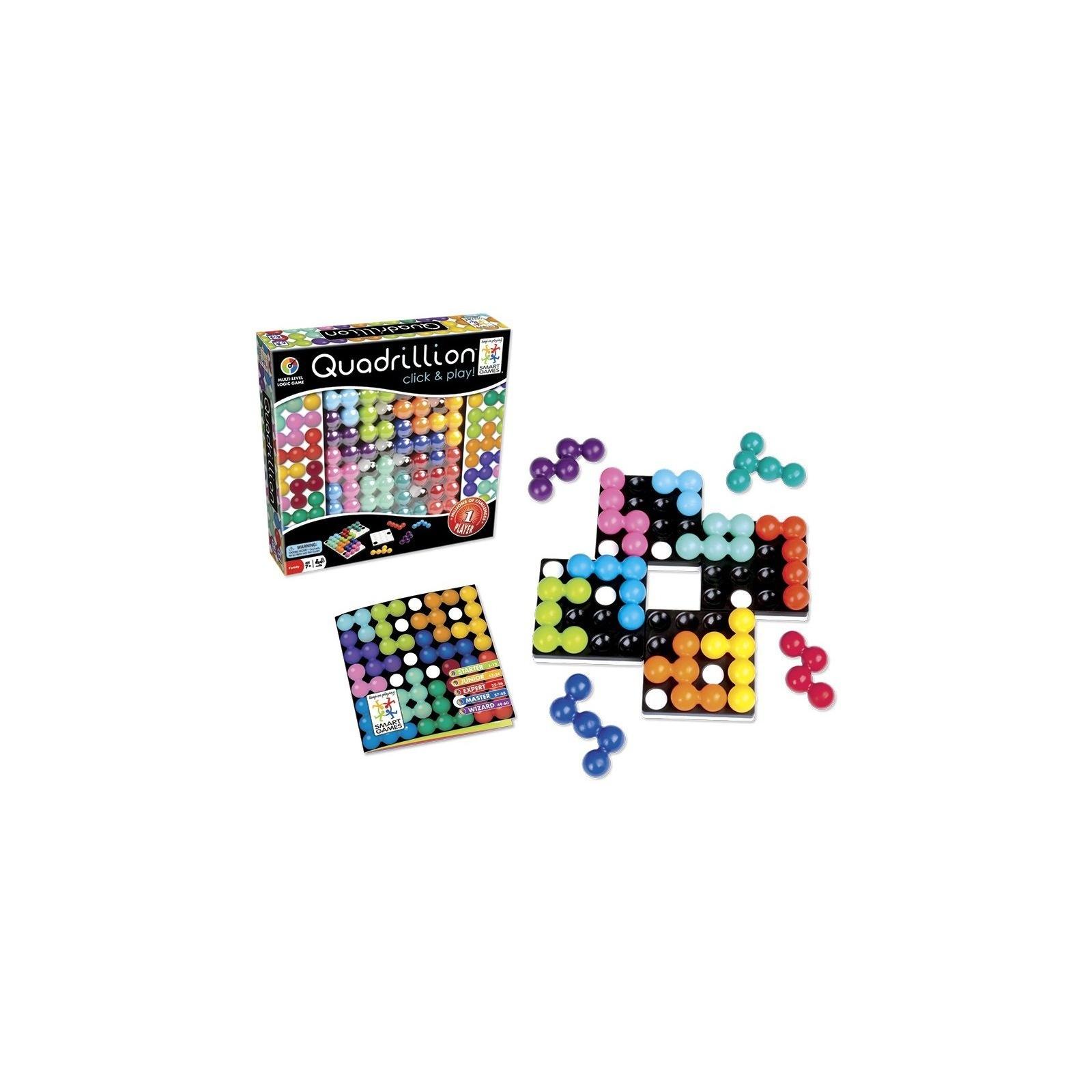 Настольная игра Smart Games Квадрильон (SG 540) изображение 2