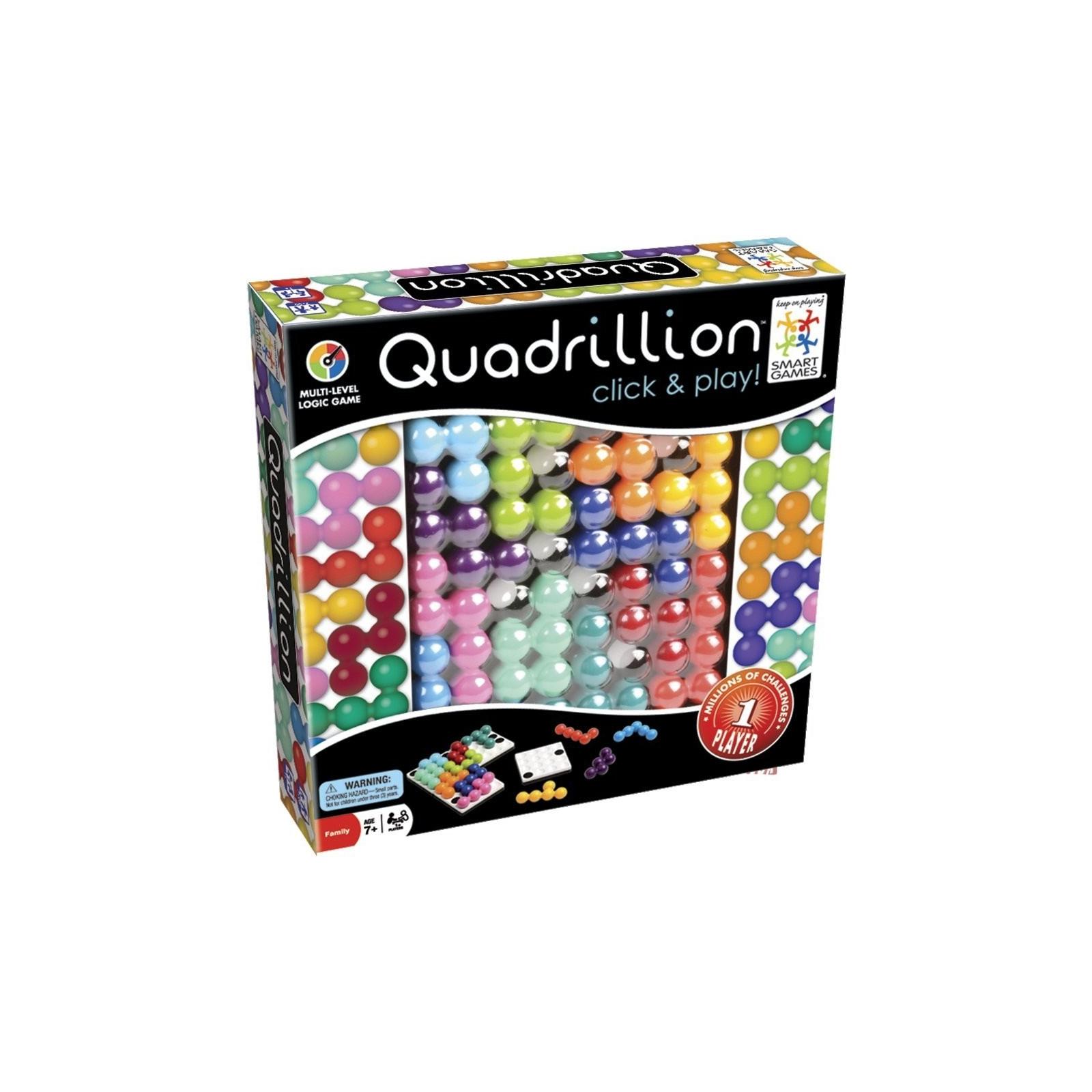 Настольная игра Smart Games Квадрильон (SG 540)