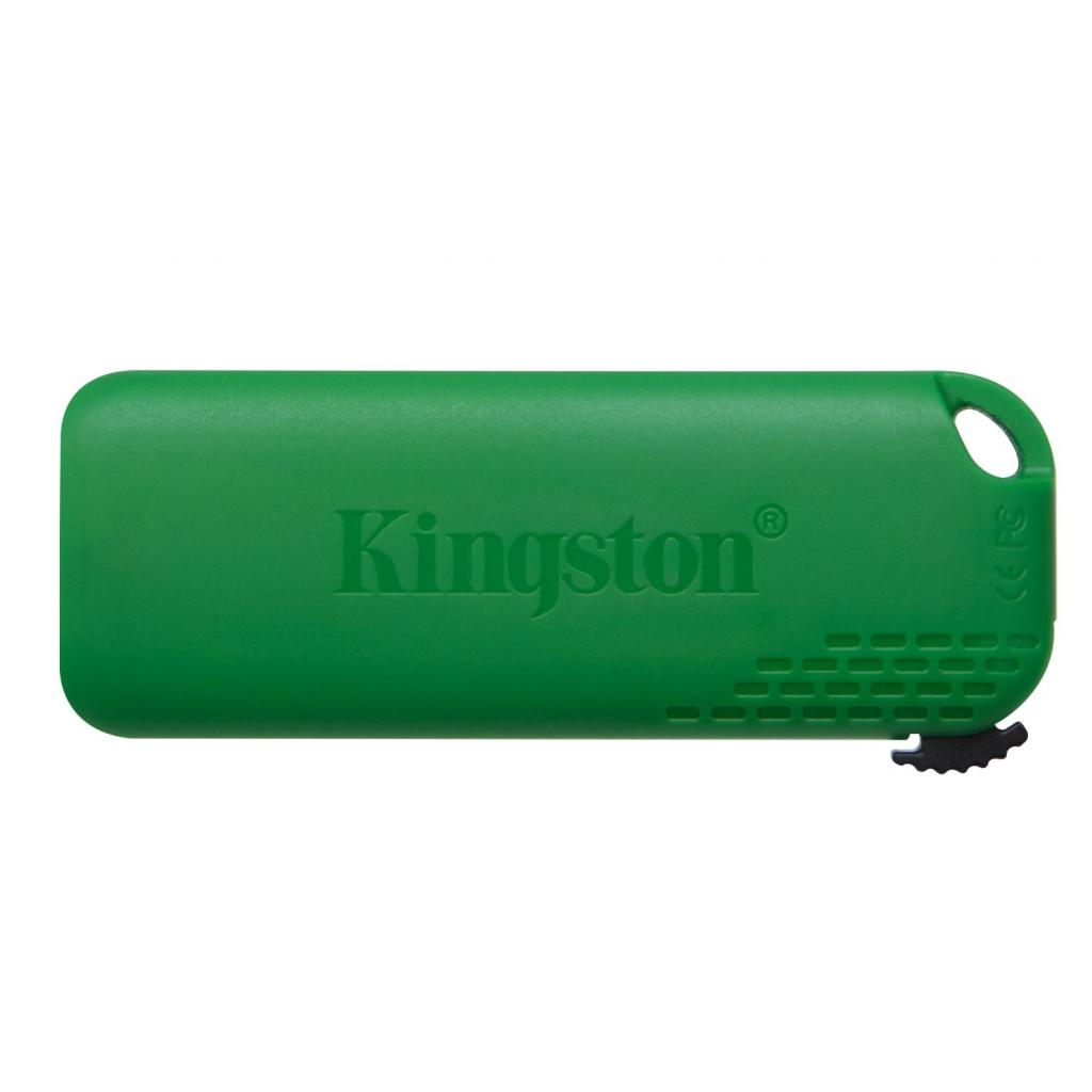 USB флеш накопитель Kingston 128GB DataTraveler SE8 Green USB 2.0 (DTSE8/128GB) изображение 2