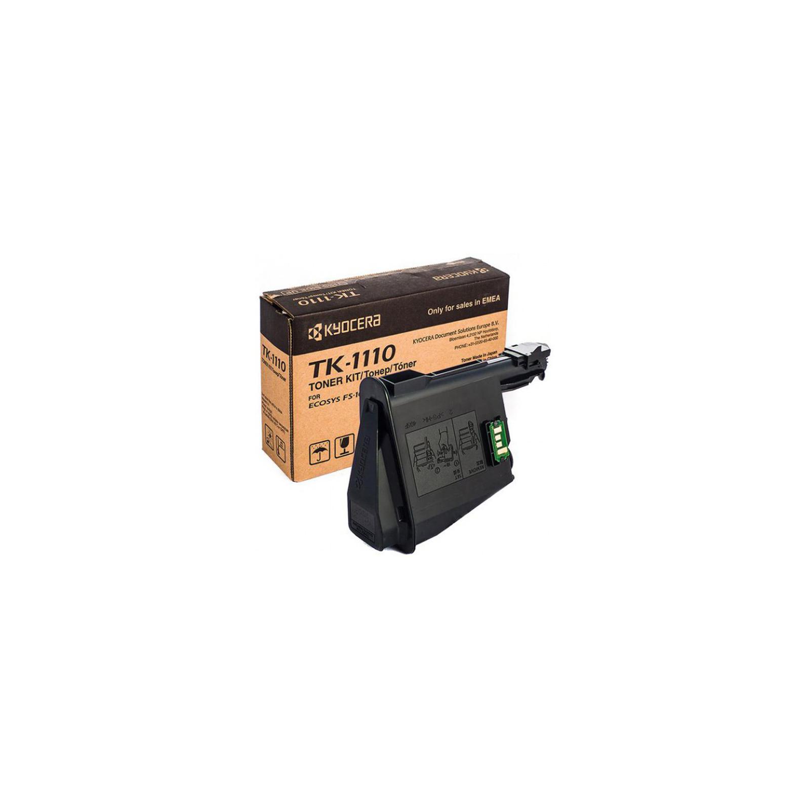 Тонер-картридж Kyocera TK-1110 (1T02M50NXV)