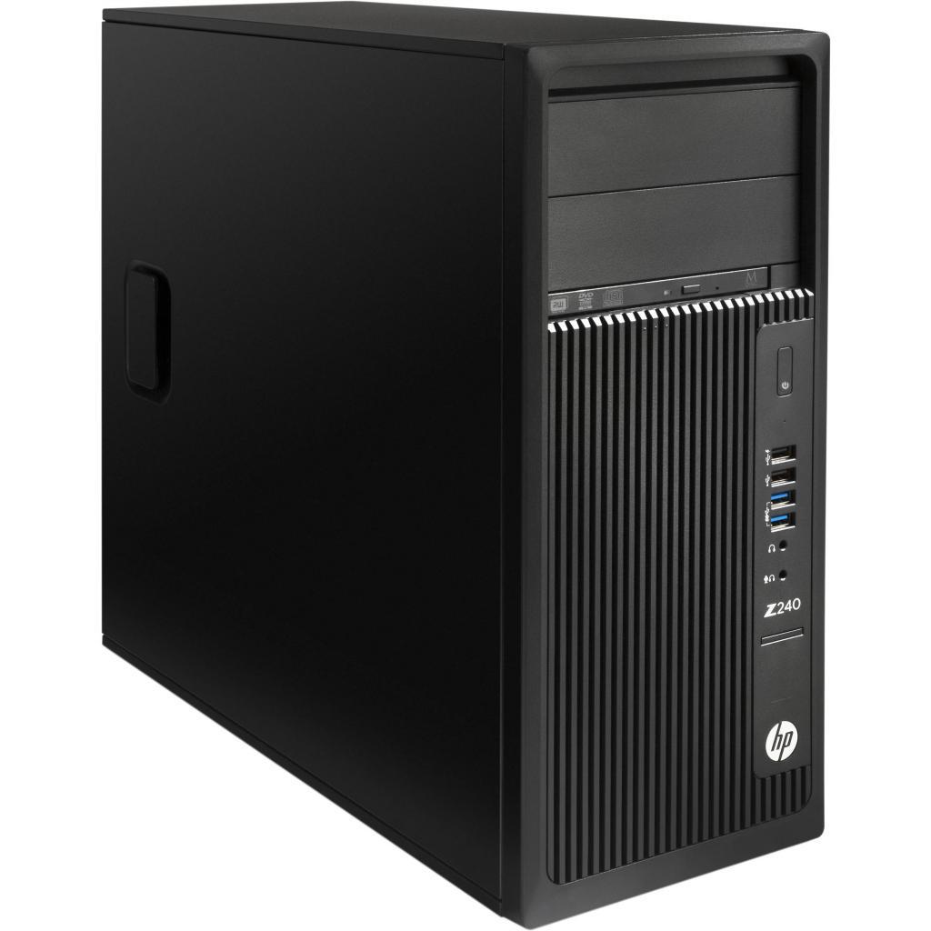 Компьютер HP Z240 TWR (J9C16EA) изображение 3