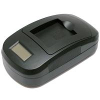 Зарядное устройство для фото EXTRADIGITAL для Canon BP-808, BP-809, BP-827 (LCD) (DV0LCD2226)