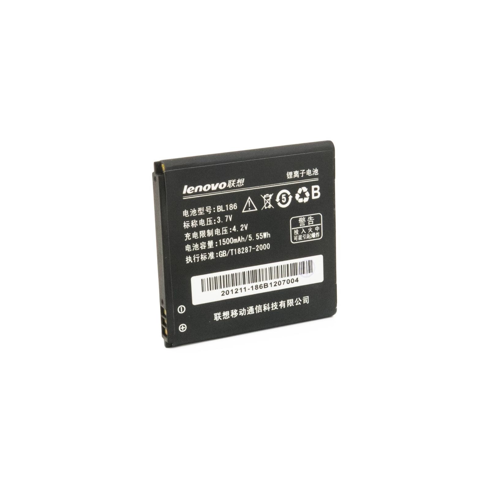 Акумуляторна батарея для телефону EXTRADIGITAL BL186 (1500 mAh) (BML6368)