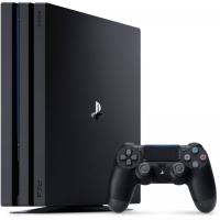 Игровая консоль SONY PlayStation 4 Pro 1Tb Black (FIFA 18/ PS+14Day) (9914464)