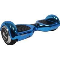 """Гироборд Rover M2 6.5"""" Chrome Blue"""