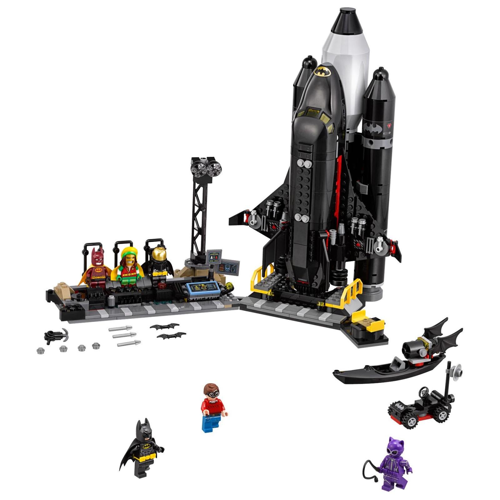 Конструктор LEGO Batman Movie Космический бетшатл (70923) изображение 2