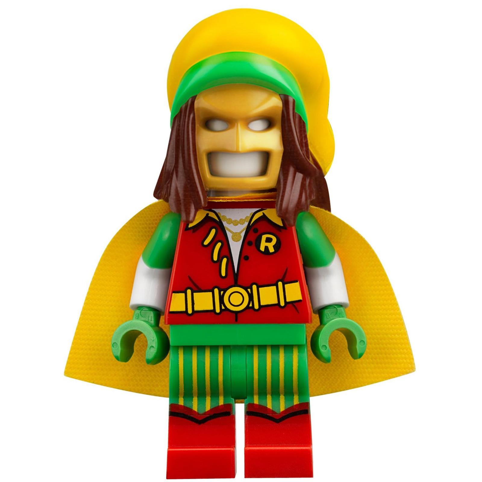 Конструктор LEGO Batman Movie Космический бетшатл (70923) изображение 8