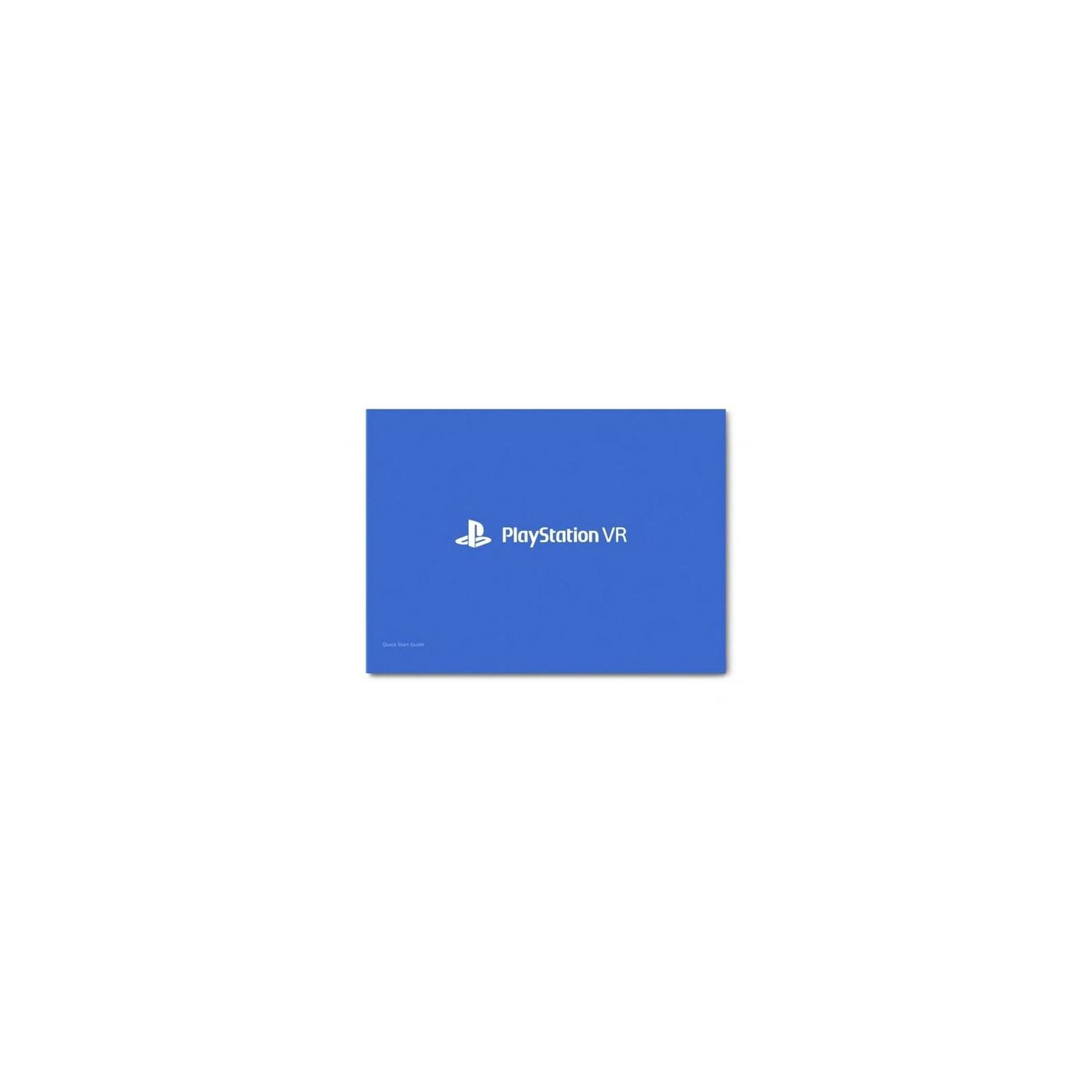 Окуляри віртуальної реальності SONY PlayStation VR (Camera +GTSport +VR  Worlds) зображення 11 346d09829f4df