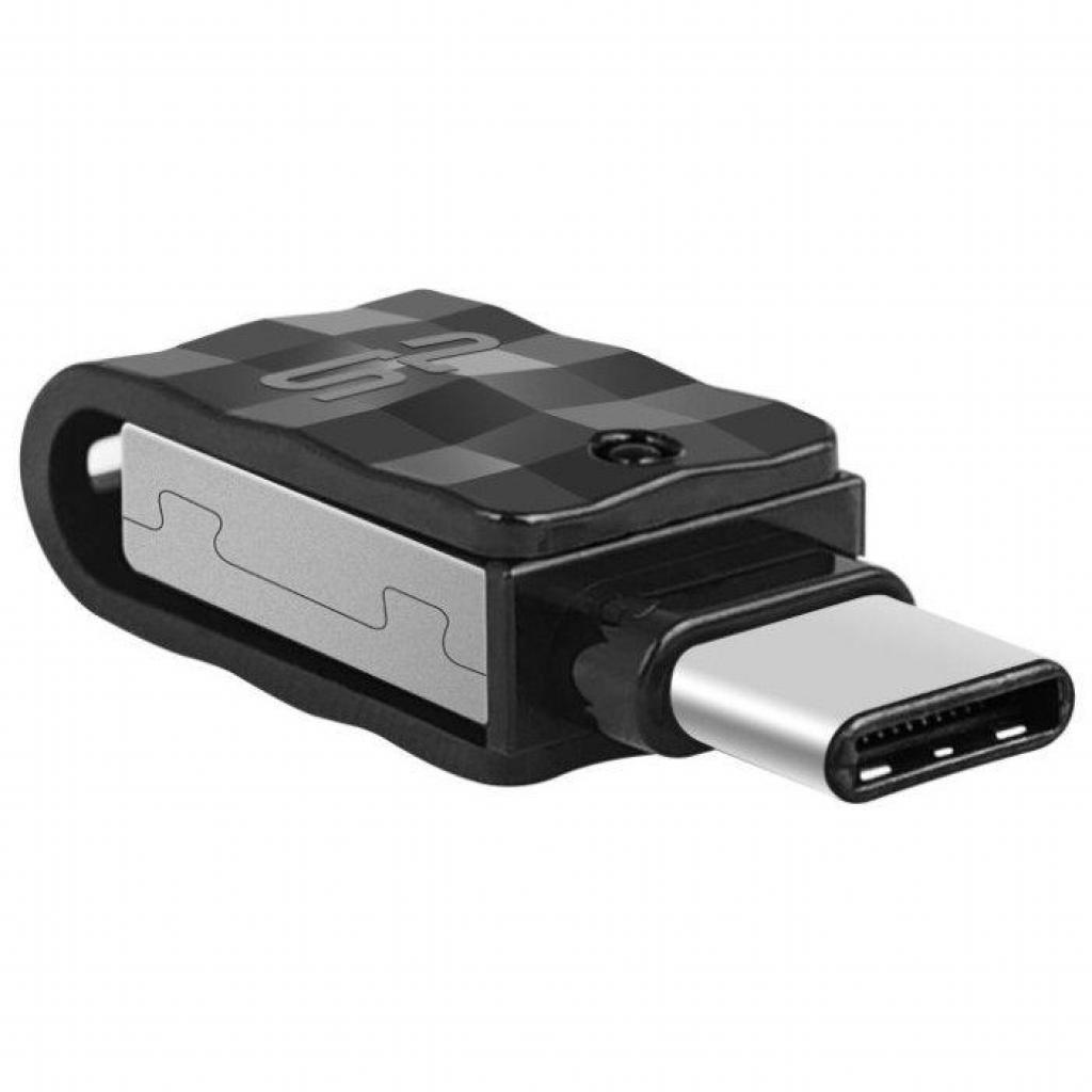 USB флеш накопитель Silicon Power 64GB Mobile C31 USB 3.1 / USB Type-C (SP064GBUC3C31V1K) изображение 3