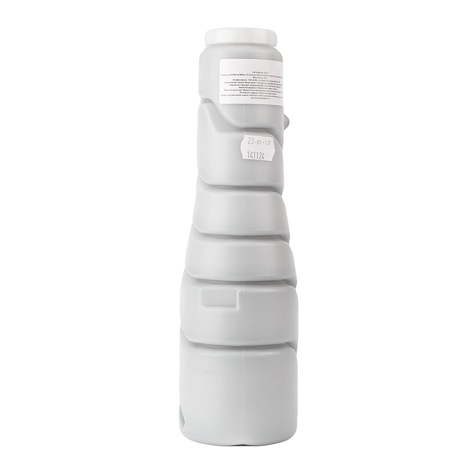 Тонер Patron Konica Minolta TN-211/TN311, 413г, bizhub 200/350 (PN-TN211)