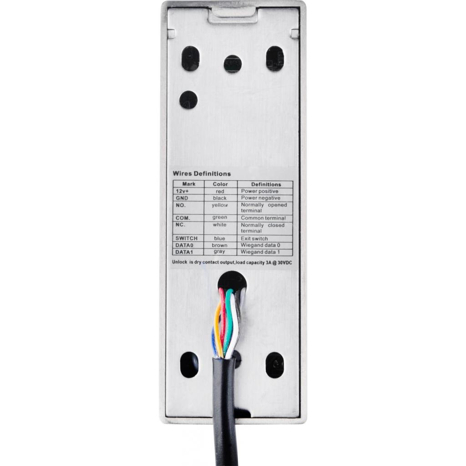 Контроллер доступа Greenvision GV-CEM-002-125 (4176) изображение 2