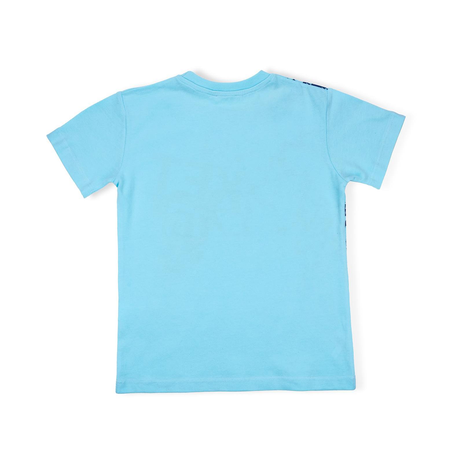 """Футболка детская Breeze с шортами """"XFT"""" (10925-146B-blue) изображение 5"""