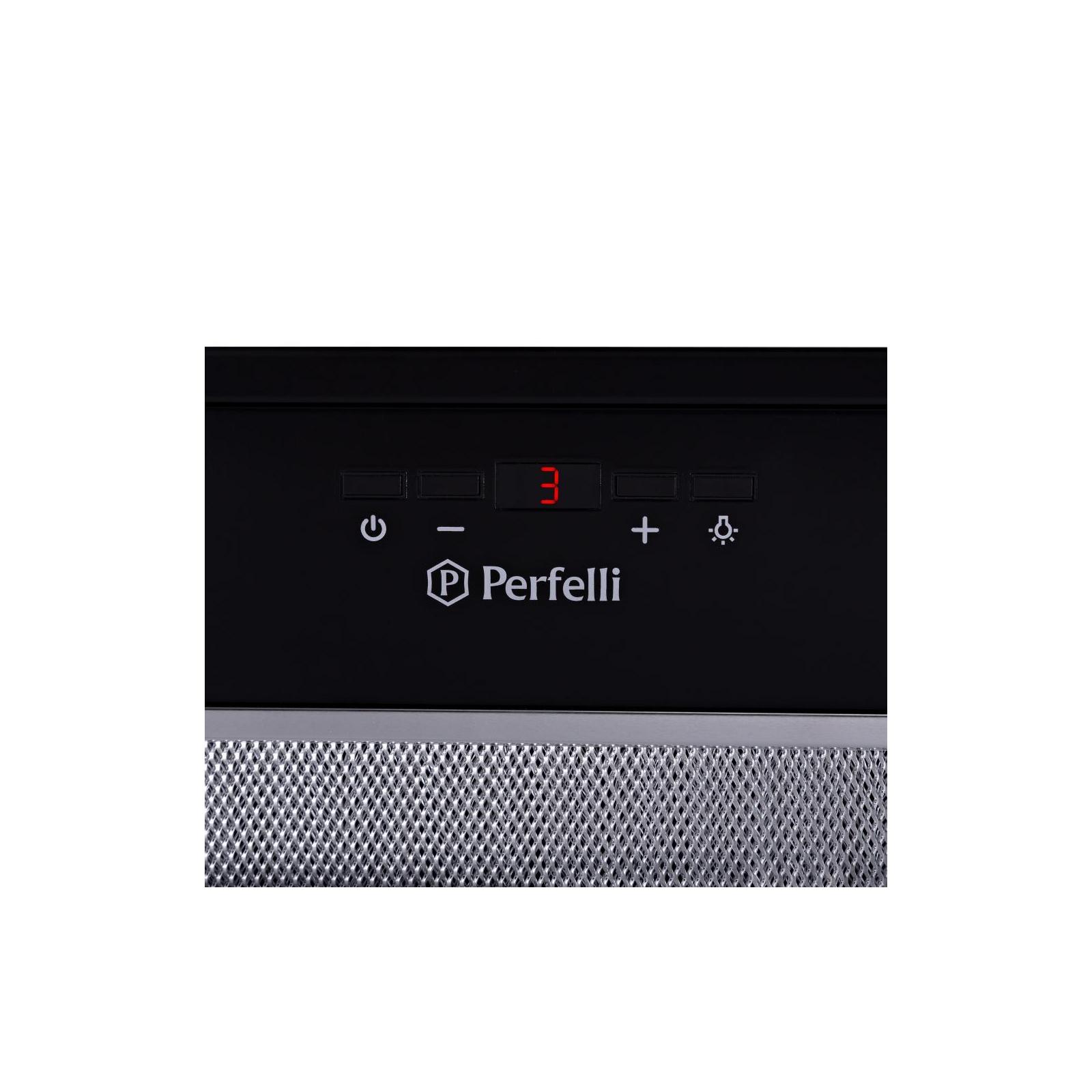 Вытяжка кухонная PERFELLI BIET 6512 A 1000 BL LED изображение 5