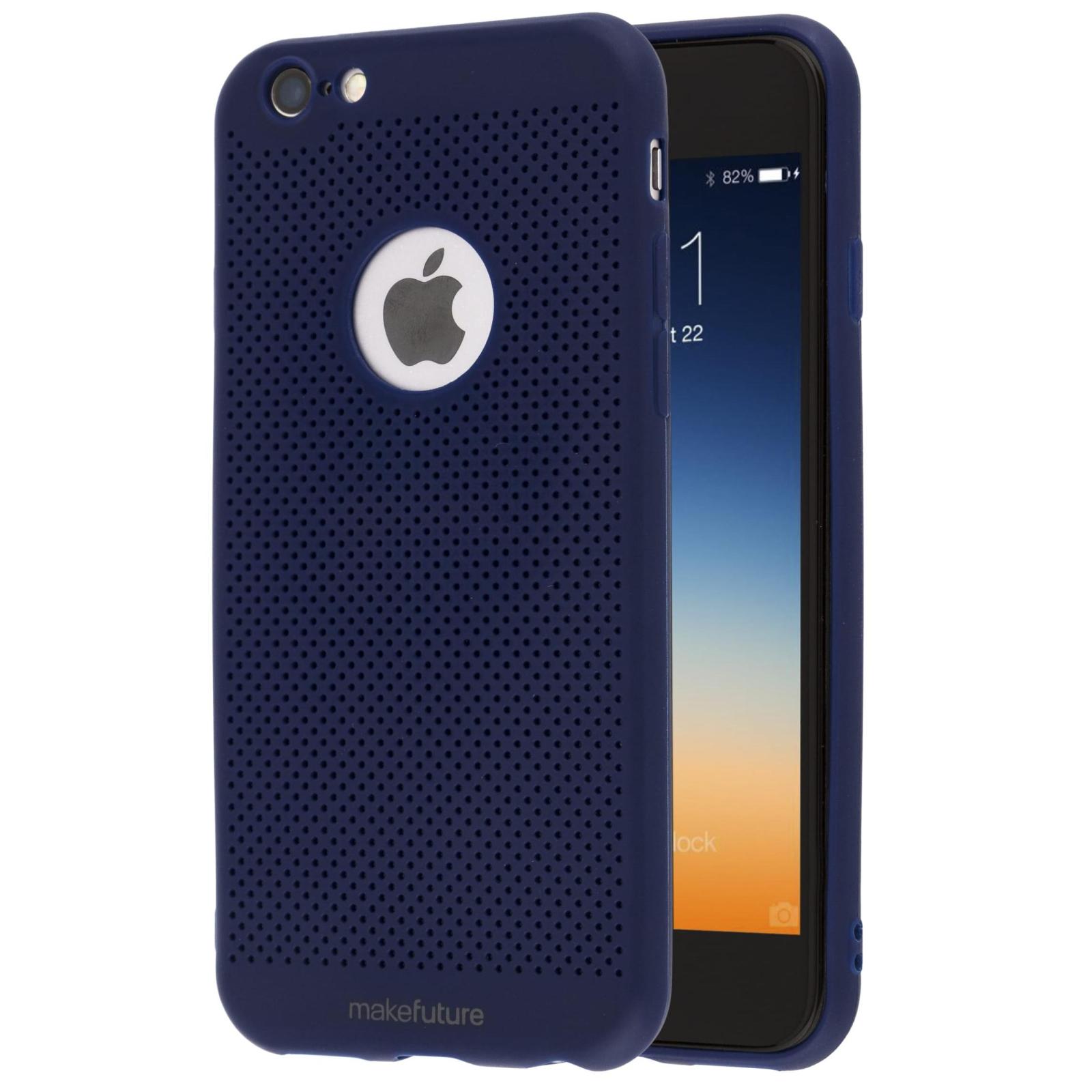 Чехол для моб. телефона MakeFuture Moon Case (TPU) для Apple iPhone 6 Blue (MCM-AI6BL) изображение 2