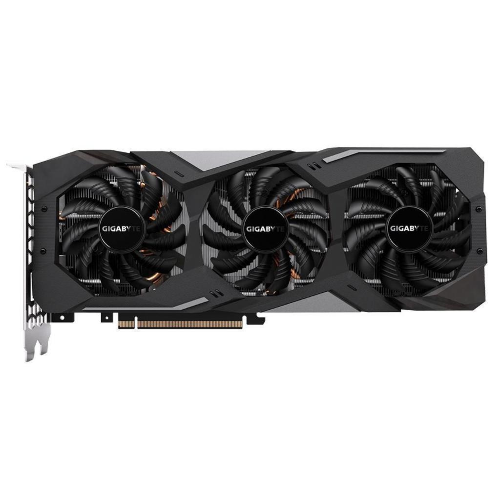 Видеокарта GIGABYTE GeForce RTX2080 Ti 11Gb WINDFORCE OC (GV-N208TWF3OC-11GC) изображение 3