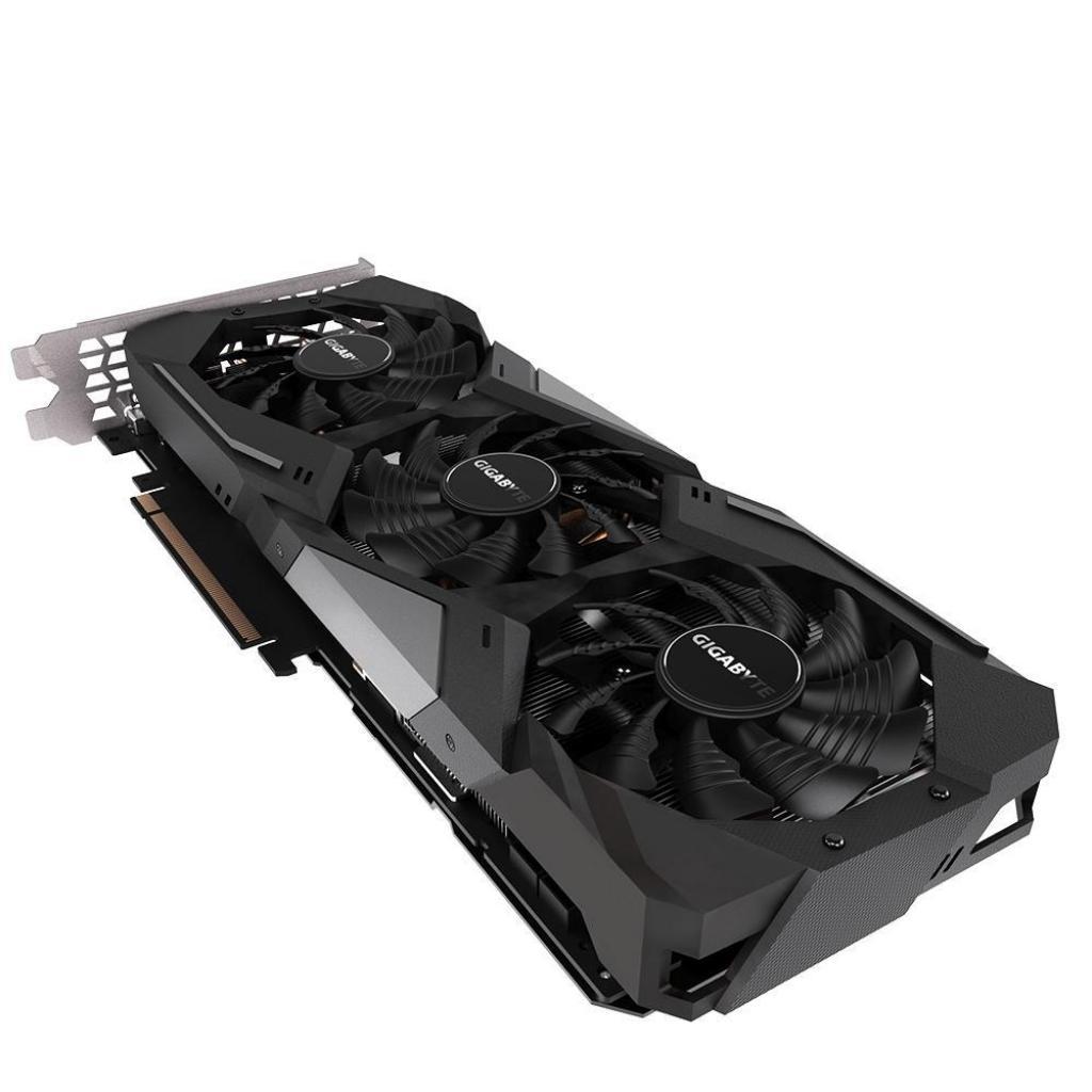 Видеокарта GIGABYTE GeForce RTX2080 Ti 11Gb WINDFORCE OC (GV-N208TWF3OC-11GC) изображение 4