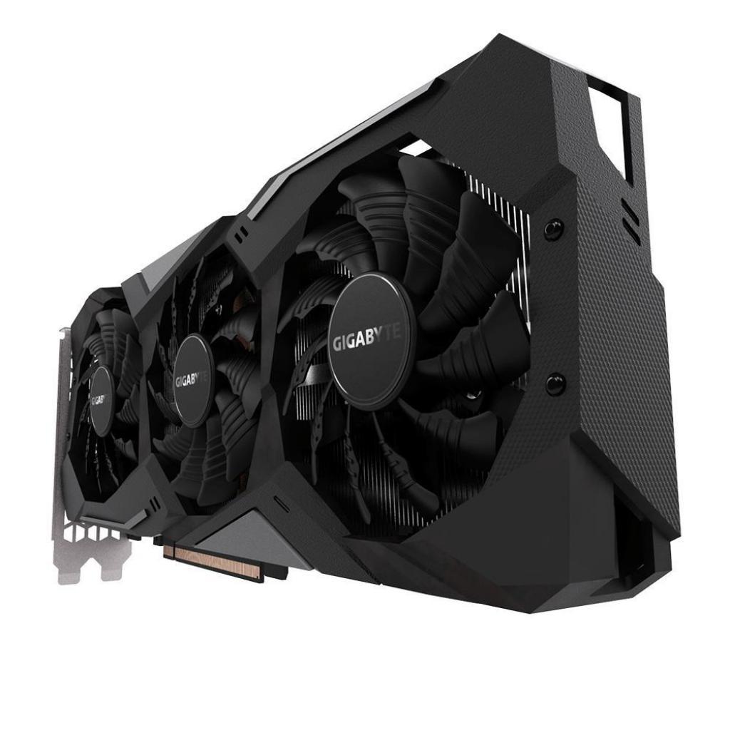 Видеокарта GIGABYTE GeForce RTX2080 Ti 11Gb WINDFORCE OC (GV-N208TWF3OC-11GC) изображение 7