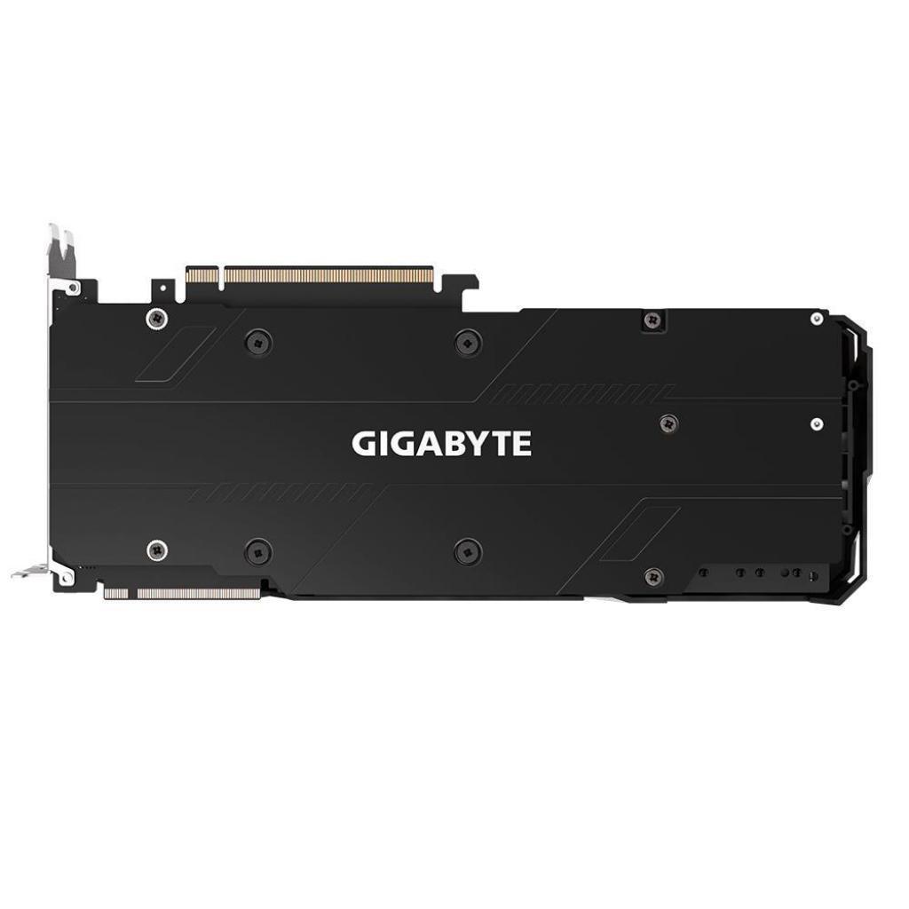Видеокарта GIGABYTE GeForce RTX2080 Ti 11Gb WINDFORCE OC (GV-N208TWF3OC-11GC) изображение 9