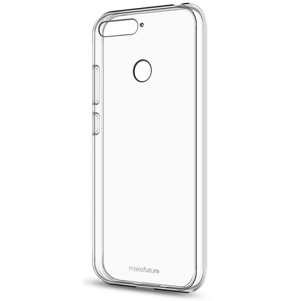Чехол для моб. телефона MakeFuture Air Case (Clear TPU) Honor 7C (MCA-H7C)