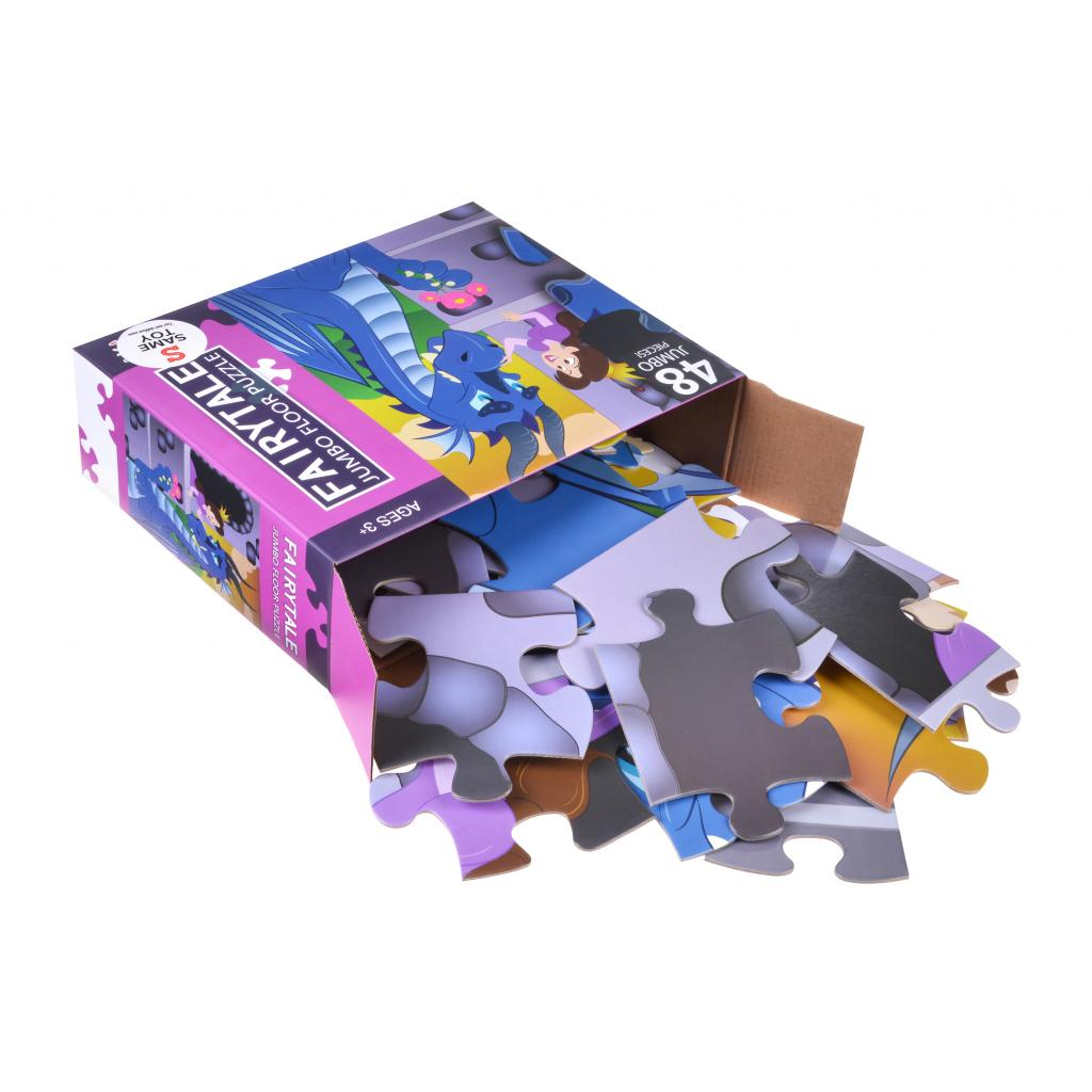 Пазл Same Toy Сказка 48 эл (88102UT) зображення 2