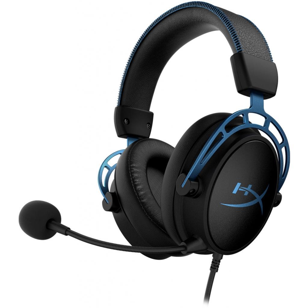 Навушники Kingston HyperX Cloud Alpha S 7.1 (HX-HSCAS-BL/WW)