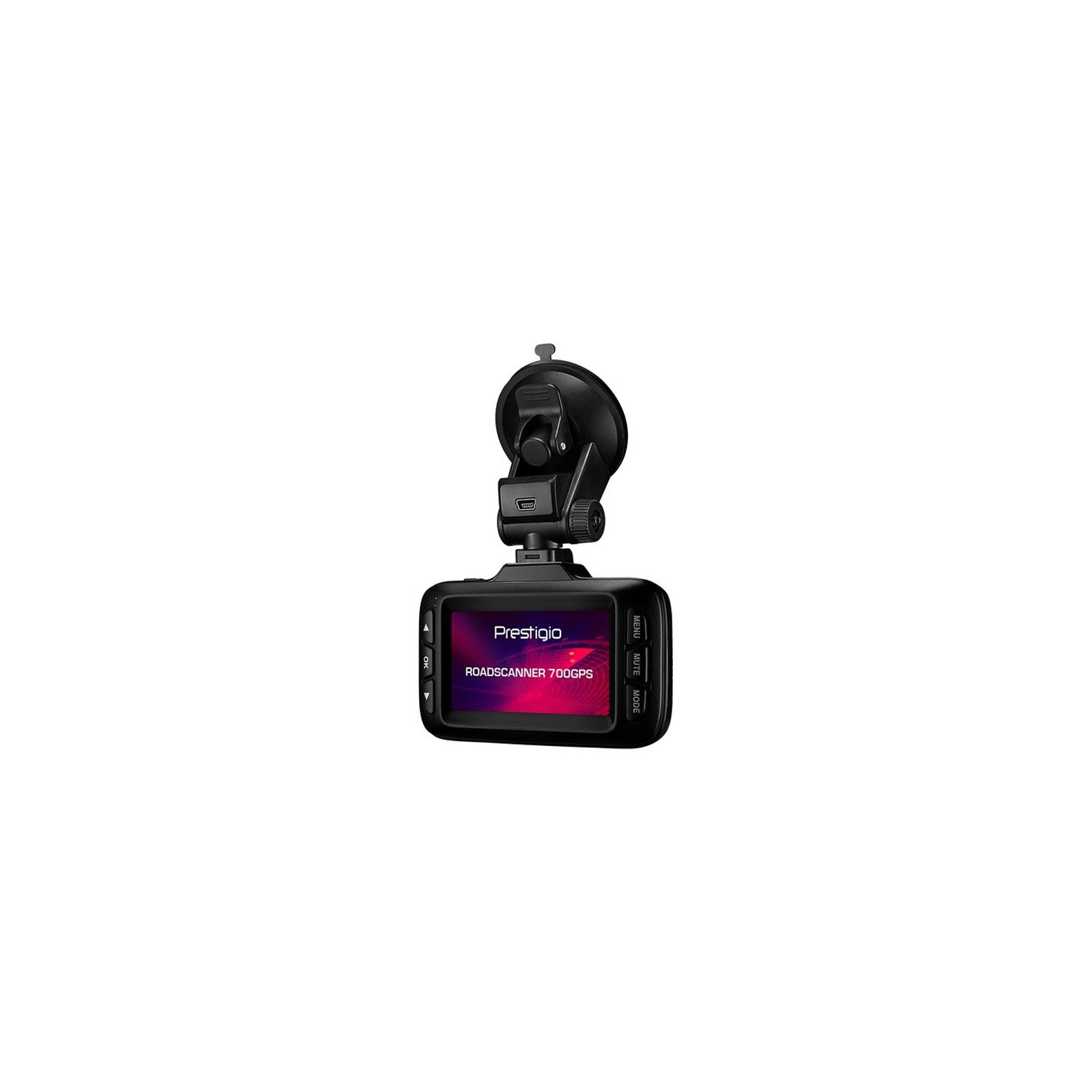 Видеорегистратор Prestigio RoadScanner 700GPS (PRS700GPS) изображение 5