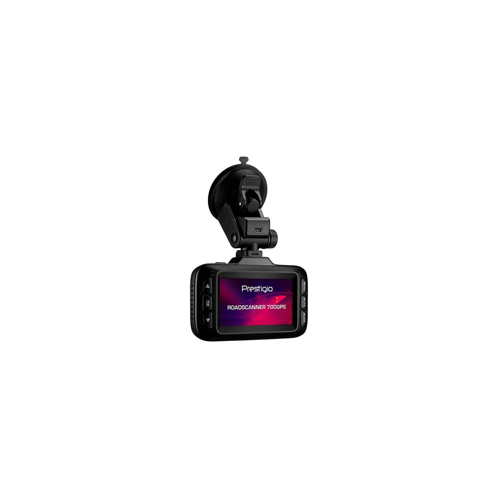 Видеорегистратор Prestigio RoadScanner 700GPS (PRS700GPS) изображение 6