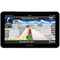 Автомобильный навигатор Globex GE711 + NavLux CE (GPS GE711 + NavLux)