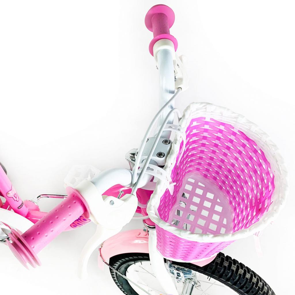 """Детский велосипед Royal Baby Chipmunk MM Girls 16"""", Official UA, розовый (CM16-2-pink) изображение 4"""