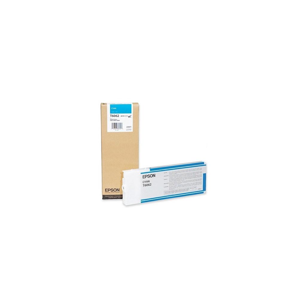 Картридж EPSON St Pro 4800/4880 cyan (C13T606200)