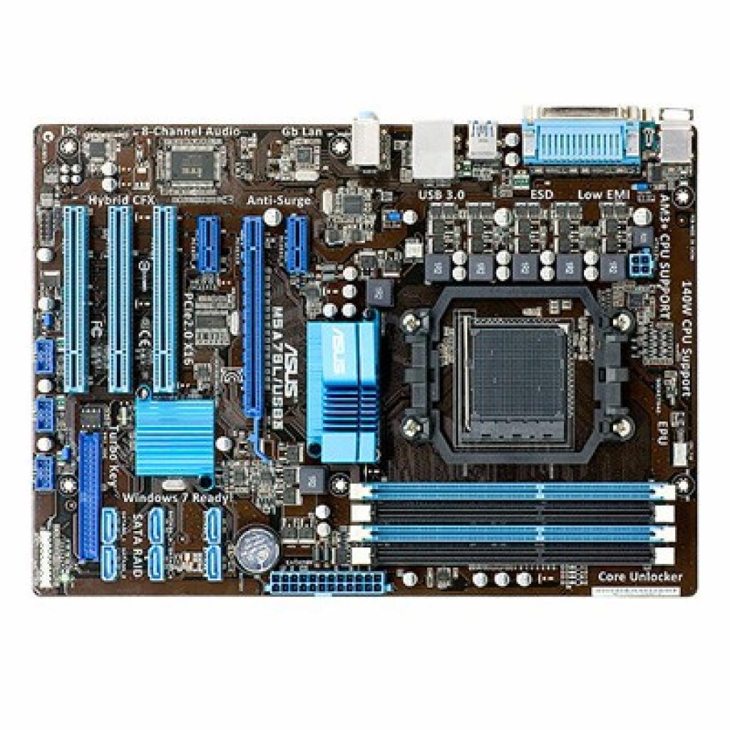 Материнская плата ASUS M5A78L/USB3