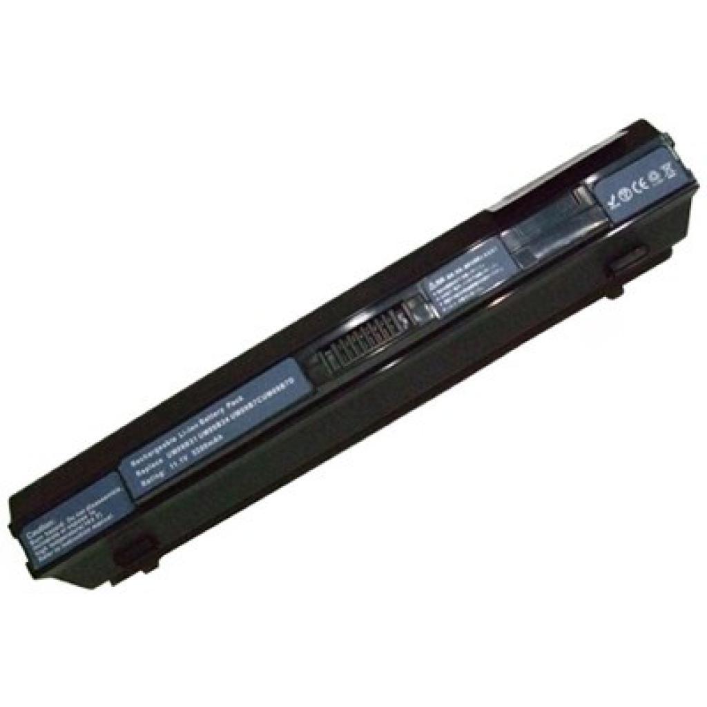Аккумулятор для ноутбука Acer One 751 Drobak (100153)