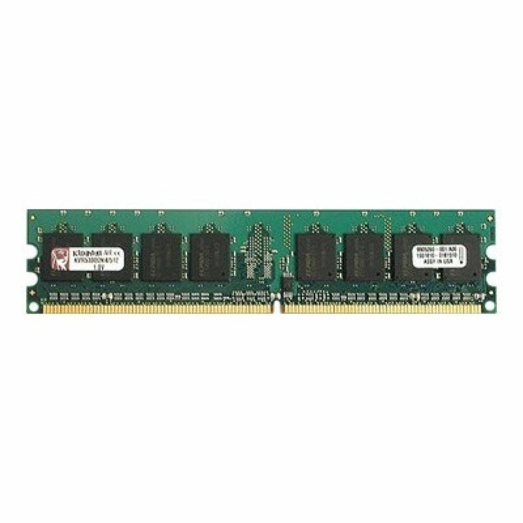 Модуль памяти для сервера DDR2 2048Mb Kingston (KVR400D2S4R3/2G)