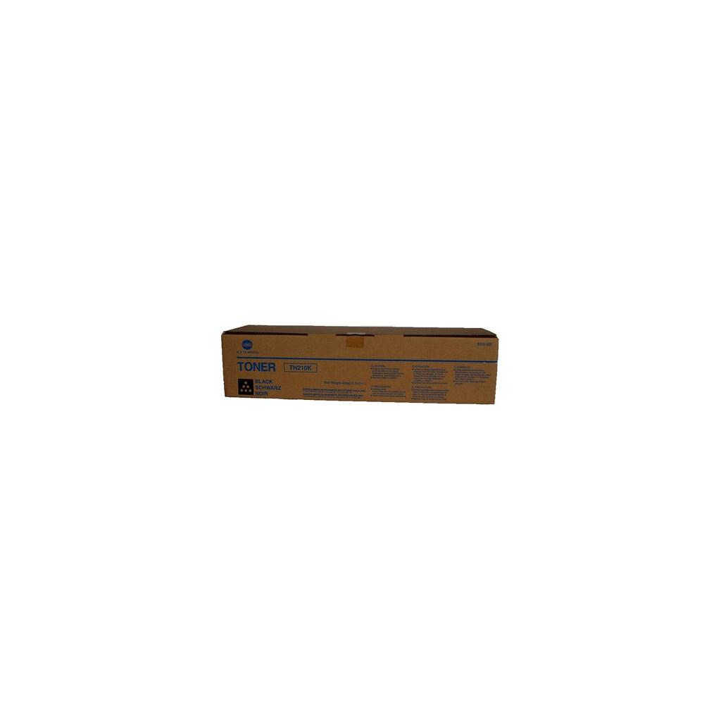 Тонер KONICA MINOLTA TN-210K (430г) Black /Bizhub C250 (8938509)