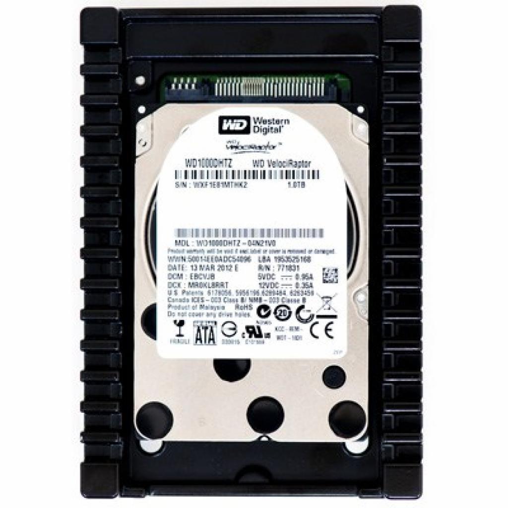 "Жесткий диск 3.5"" 1TB Western Digital (WD1000DHTZ)"