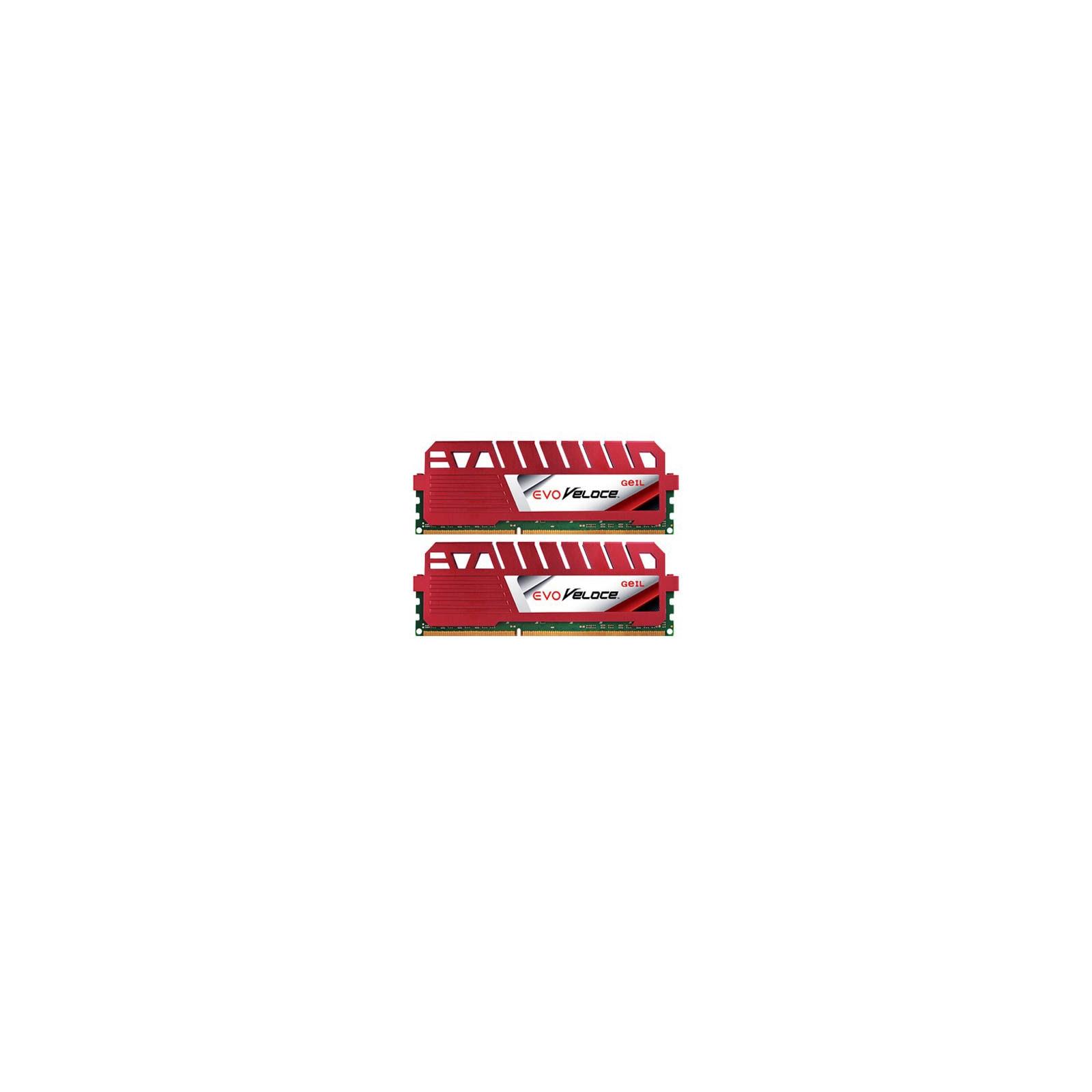 Модуль памяти для компьютера DDR3 16GB (4x4GB) 1600 MHz GEIL (GEV316GB1600C9QC)