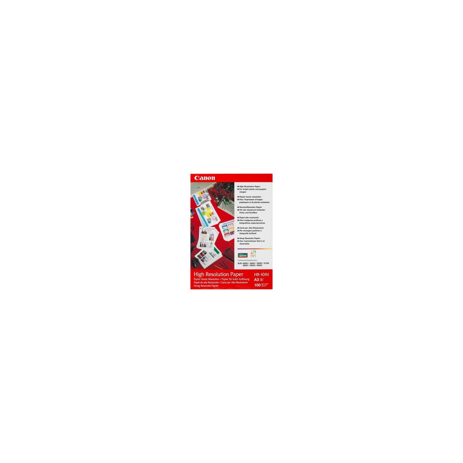 Бумага Canon A3 PhotoPaper HR-101N (100 sheets) (1033A005)