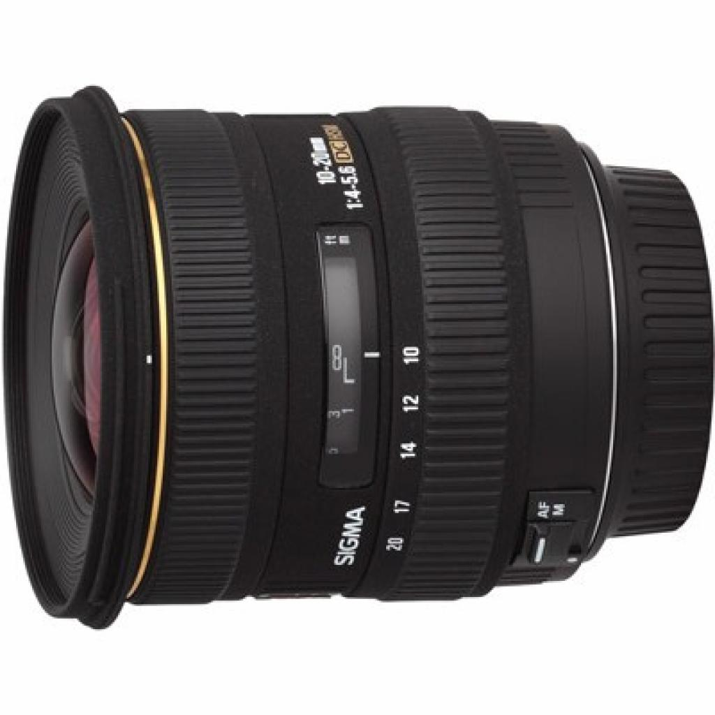 Объектив Sigma 10-20mm f/4-5.6 EX DC HSM for Nikon (201955)