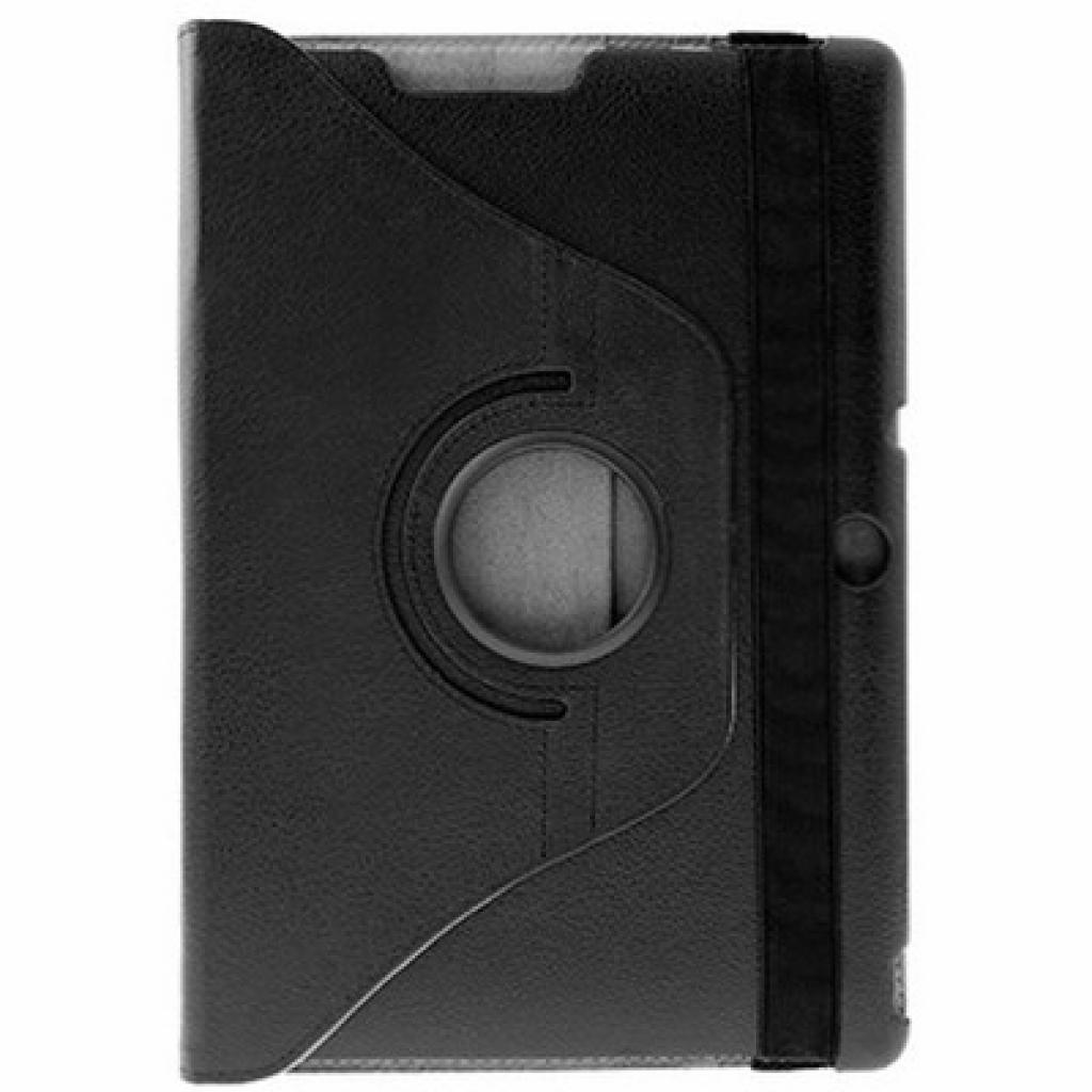 Чехол для планшета Drobak 10.1 ASUS TF300 /Black/ ротатор (218964)