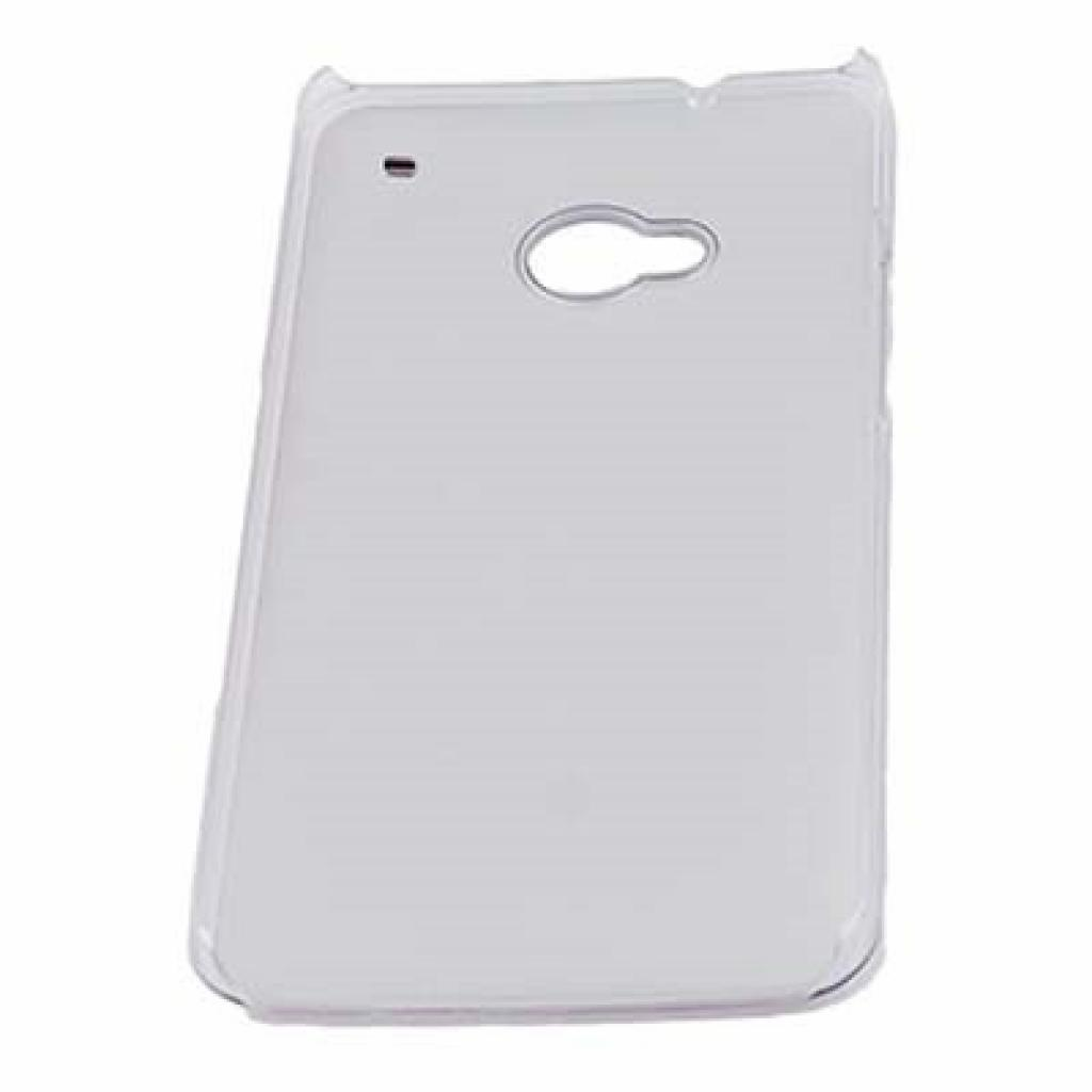 Чехол для моб. телефона Drobak для HTC One /Aluminium Panel/red (218808) изображение 2