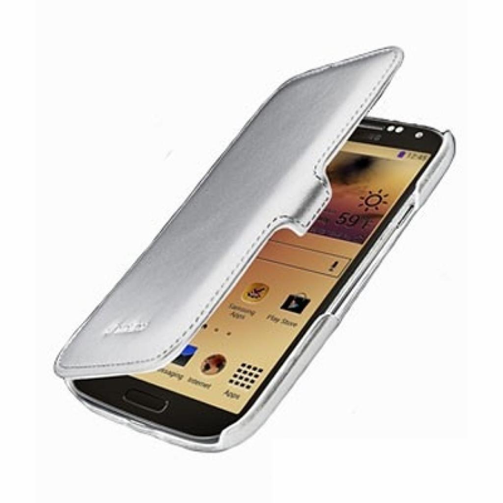 Чехол для моб. телефона Melkco для Samsung I9500 GALAXY S4 Book Type white (SSGY95LCJB1WENP)