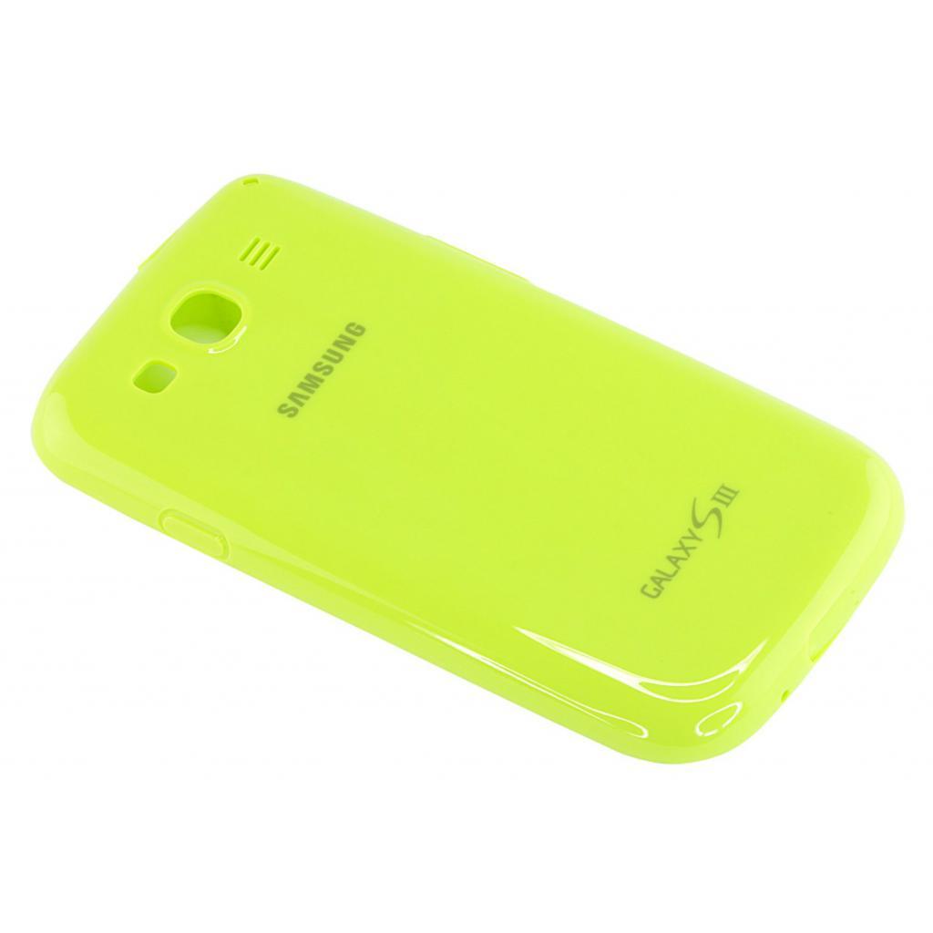Чехол для моб. телефона Samsung I9300 Galaxy S3/Mint/накладка (EFC-1G6PMECSTD) изображение 5