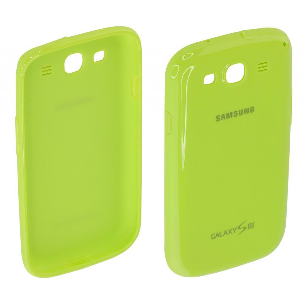 Чехол для моб. телефона Samsung I9300 Galaxy S3/Mint/накладка (EFC-1G6PMECSTD) изображение 6