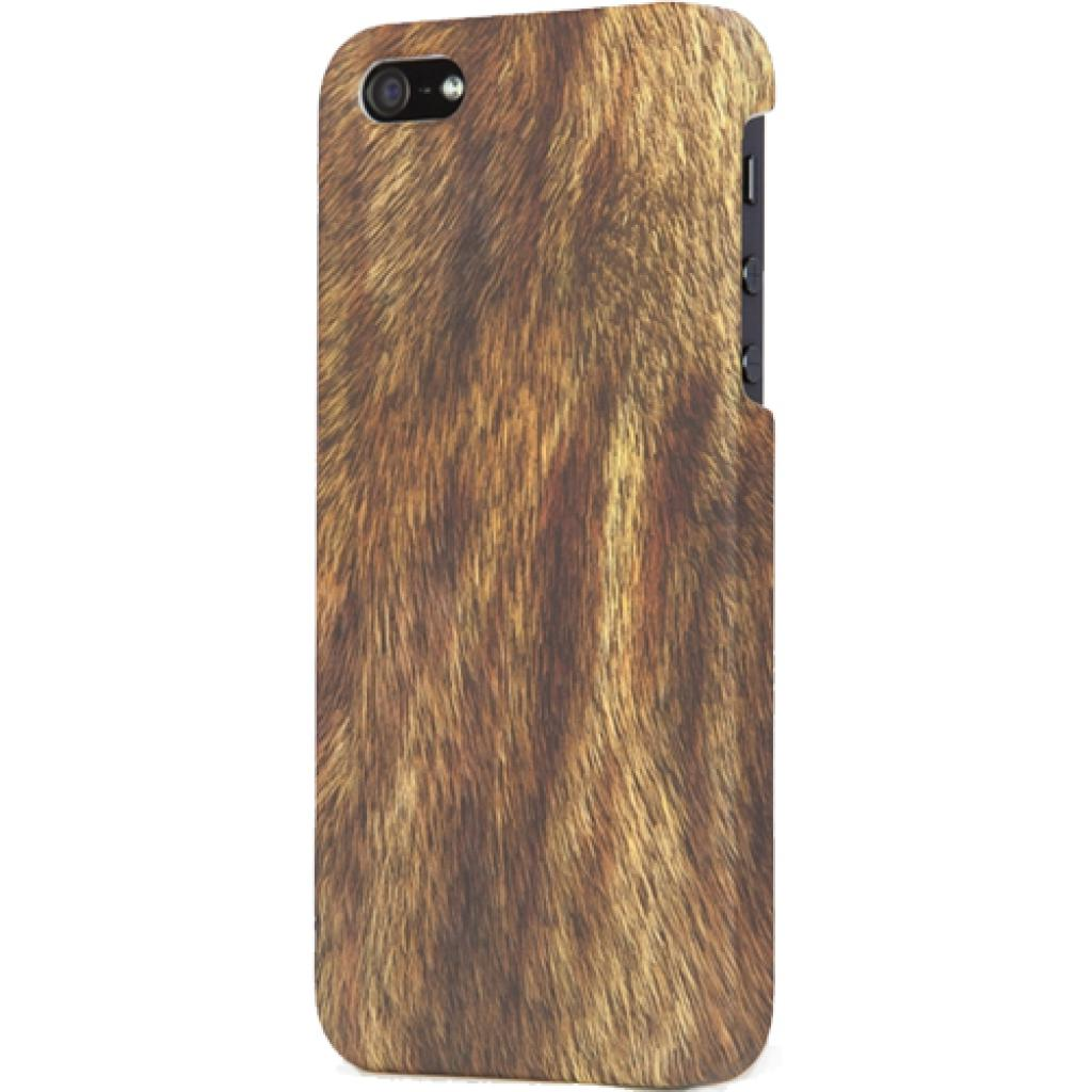 Чехол для моб. телефона ODOYO iPhone 5/5s WILD ANIMAL Lion (PH358LN) изображение 2