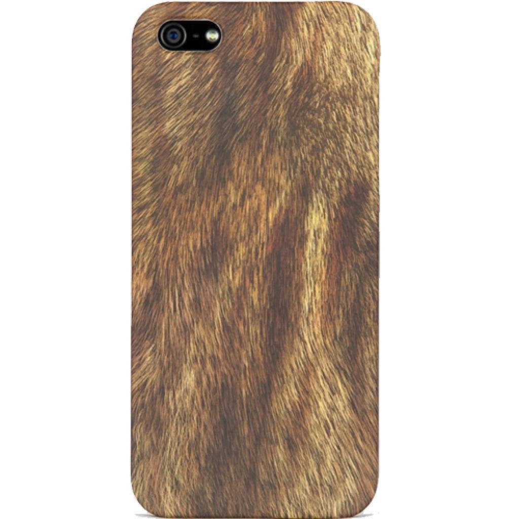 Чехол для моб. телефона ODOYO iPhone 5/5s WILD ANIMAL Lion (PH358LN)