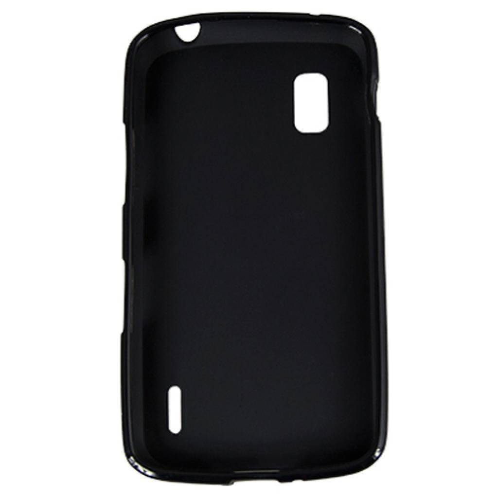 Чехол для моб. телефона Drobak для LG Google Nexus 5 /Elastic PU/Black (211554) изображение 2