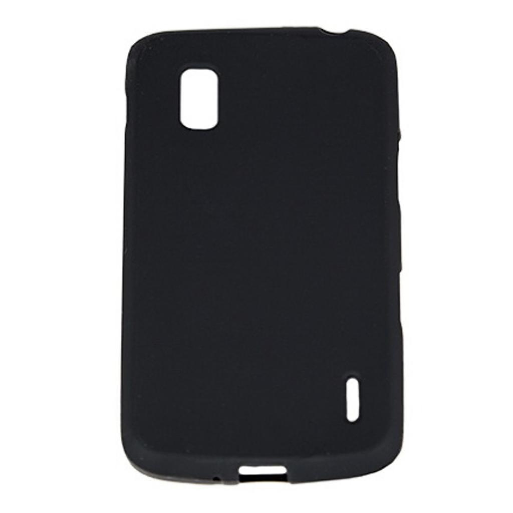 Чехол для моб. телефона Drobak для LG Google Nexus 5 /Elastic PU/Black (211554)